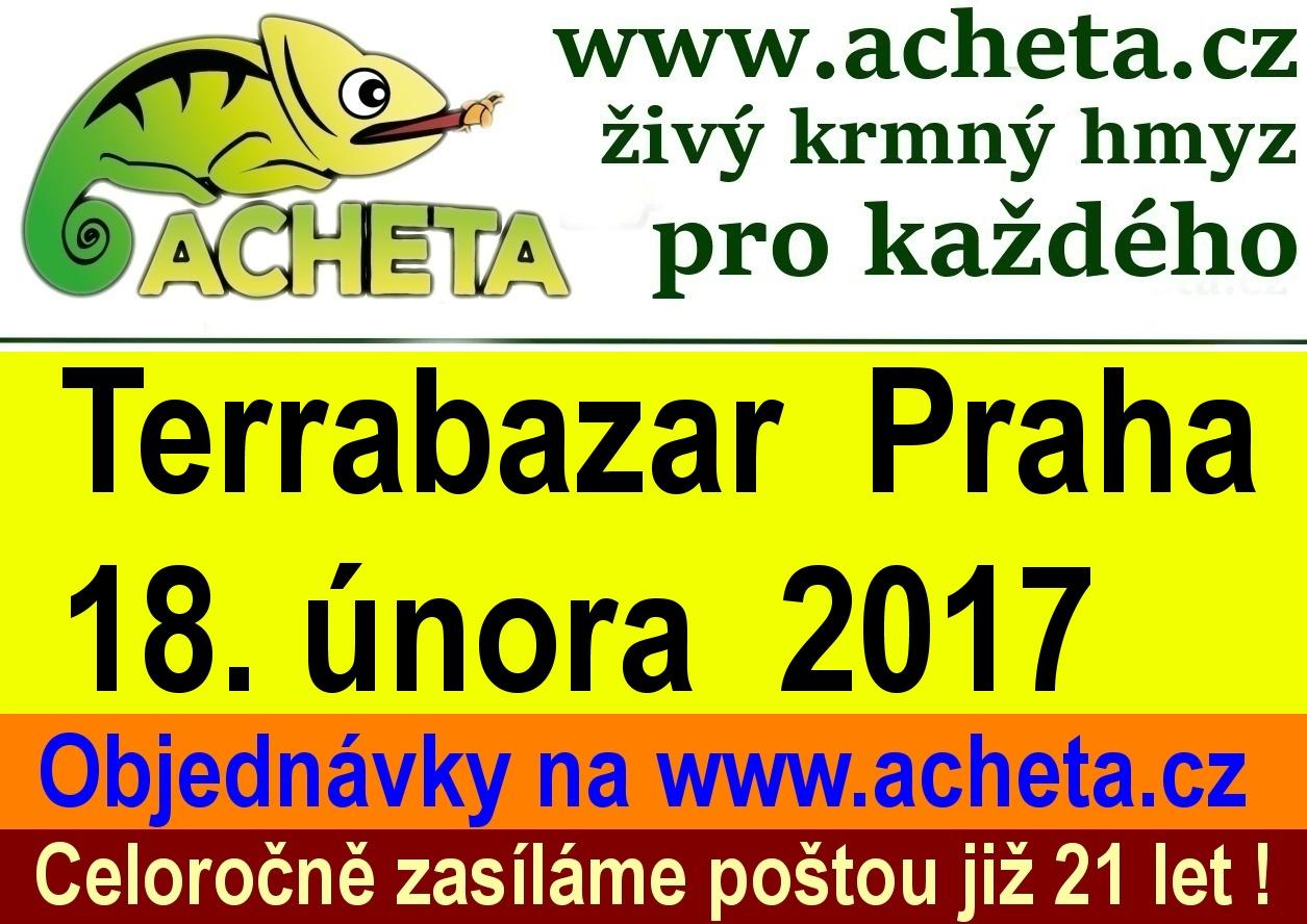 Terrabazar v Praze 18. února 2017 - Konferenční centrum City