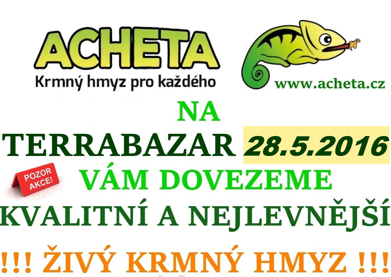 Terrabazar v Praze 28. května 2016 - Konferenční centrum City