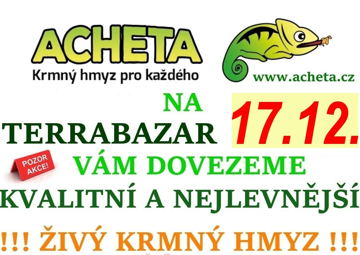 Terrabazar v Praze 17. prosince 2016 - Konferenční centrum City