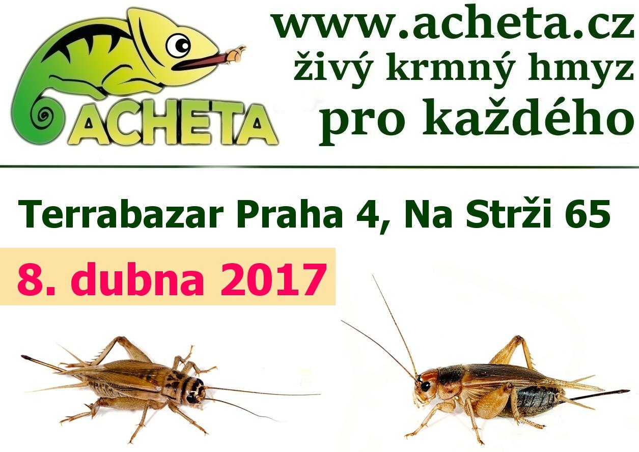 Terrabazar v Praze 8. dubna 2017 - Konferenční centrum City