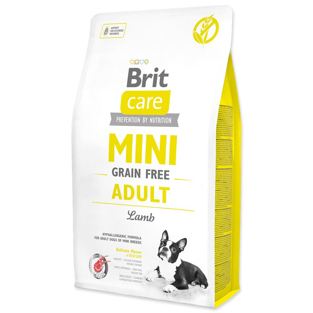 BRIT Care Dog Mini Grain Free Adult Lamb (2kg)