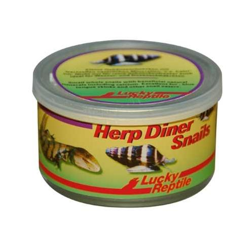 Lucky Reptile Herp Diner - šneci 35 g