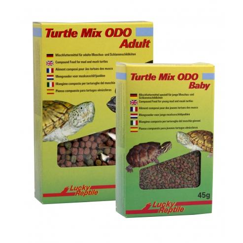 Lucky Reptile Turtle Mix ODO, Turtle Mix ODO Adult 75g